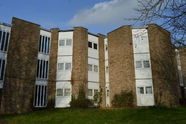 1 Bedroom Flat for sale in Nethermead Court, Lings, Northampton NN3 8NE