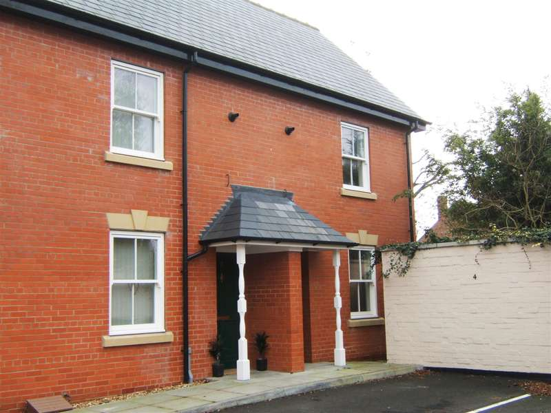 3 Bedrooms End Of Terrace House for sale in Cheshire Court, Woodhall Spa, , LN10 6RU