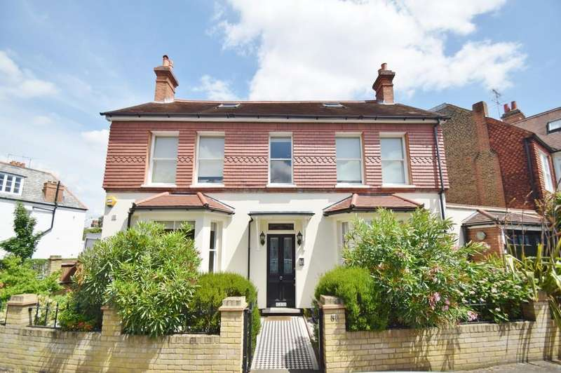 4 Bedrooms Detached House for sale in Burnaby Gardens, Chiswick, London
