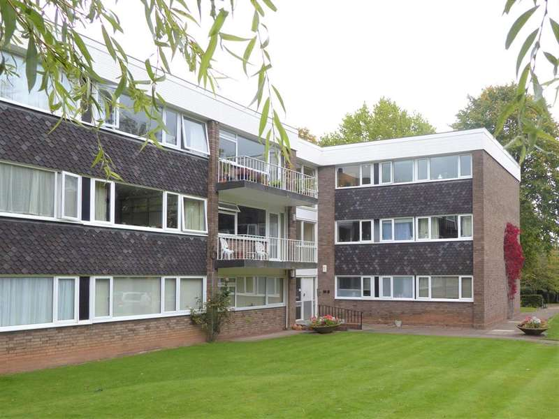 3 Bedrooms Flat for sale in High Point, Richmond Hill Road, Birmingham, B15 3RU