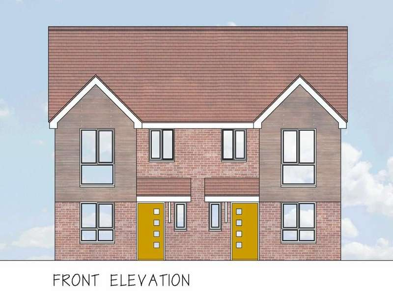3 Bedrooms Semi Detached House for sale in Bowers Lane, Rugeley