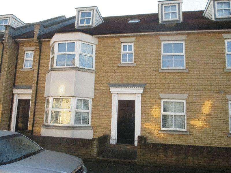 2 Bedrooms Flat for sale in 1 Forge Way, Southend-on-Sea