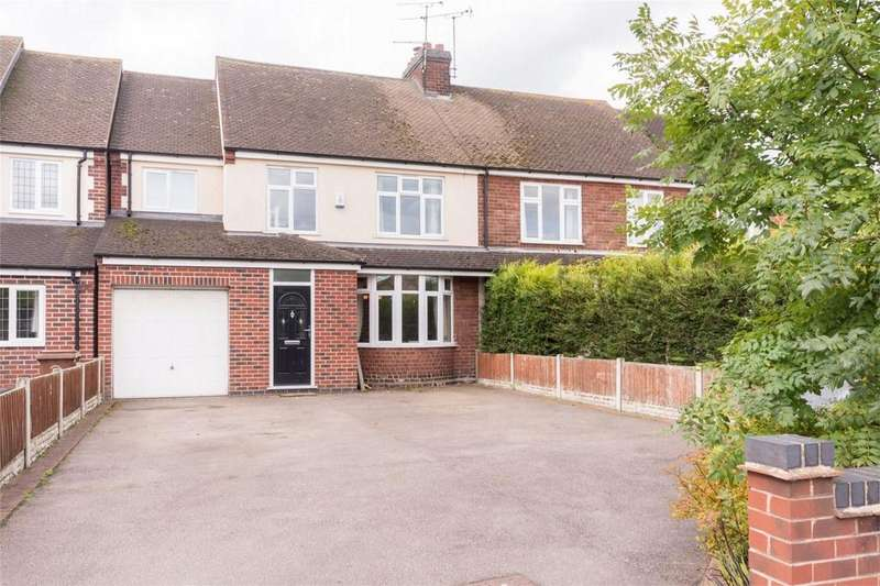 4 Bedrooms Semi Detached House for sale in Wellfield Road, Alrewas, Burton upon Trent, Staffordshire