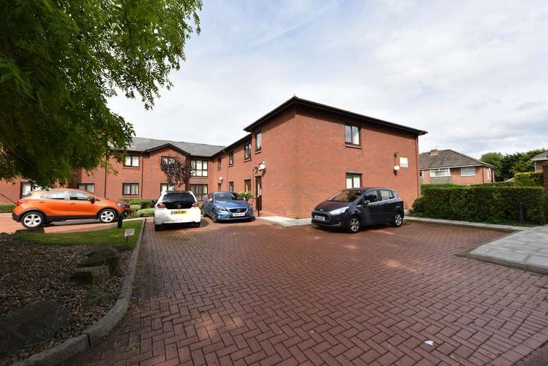 1 Bedroom Apartment Flat for sale in The Fountains, Green Lane