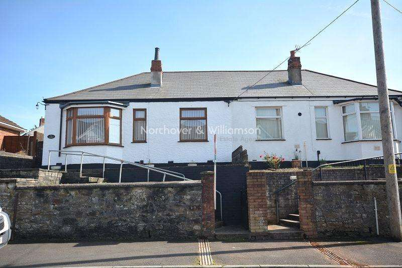 2 Bedrooms Semi Detached House for sale in Church Road, Rumney, Cardiff. CF3