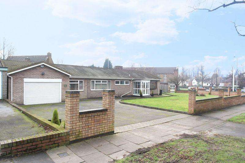 4 Bedrooms Detached Bungalow for sale in Sutton Road, Walsall