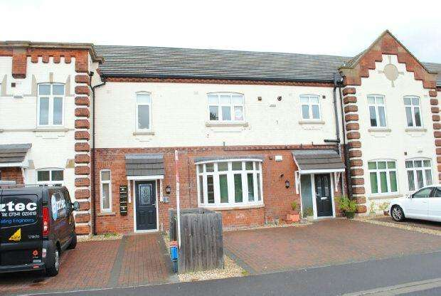 1 Bedroom Flat for sale in Springfield Grange, Oatfield Close, Scartho, GRIMSBY