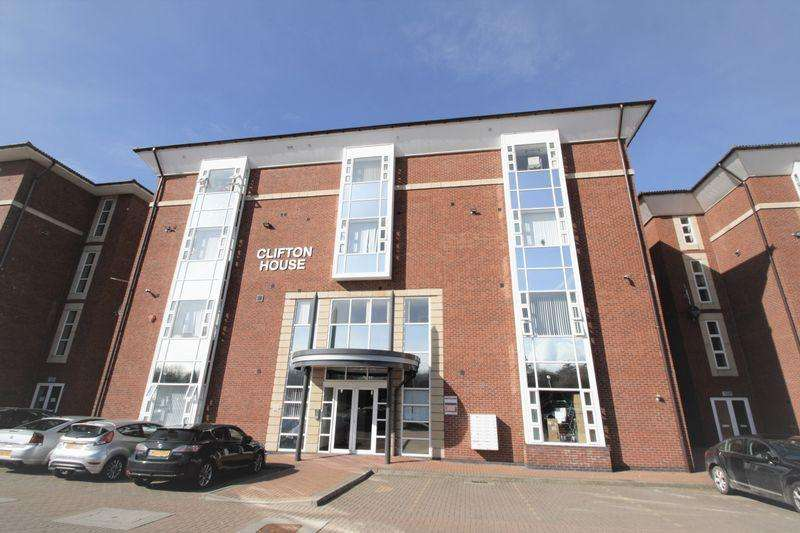1 Bedroom Apartment Flat for sale in Flat 10 Clifton House, Thornaby Place, Thornaby, TS17 6SD