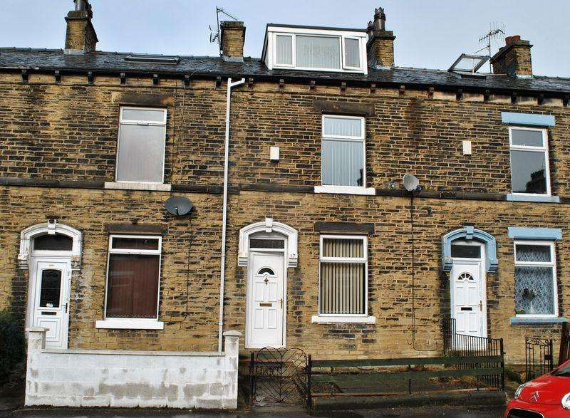 3 Bedrooms Terraced House for sale in Glendare Road, Lidget Green, BD7 2QL