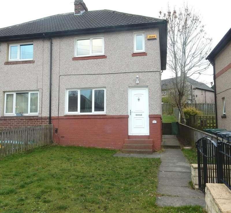 2 Bedrooms Semi Detached House for sale in Tenters Grove, Sheepridge, Huddersfield, HD2