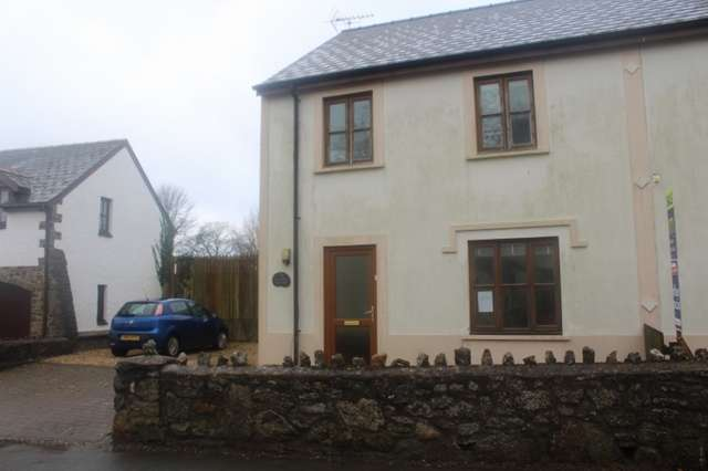 3 Bedrooms Semi Detached House for sale in Lavender Cottage, St Florence, Tenby SA70 8LZ