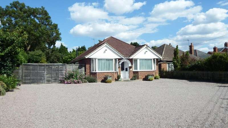 4 Bedrooms Chalet House for sale in West End Road, Wyberton, Boston, PE21