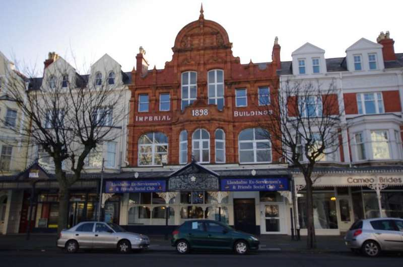 2 Bedrooms Apartment Flat for sale in Vaughan Street, Llandudno