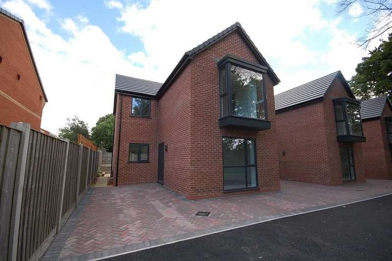 3 Bedrooms Detached House for sale in IVY MEWS, Plot 1 Off Blundell Road, Whiston