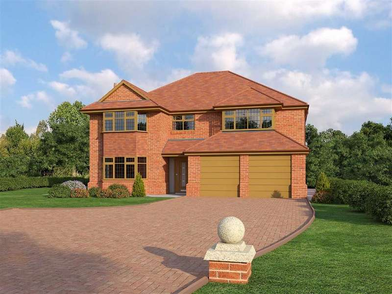 5 Bedrooms Detached House for sale in 3 Woodfield Gardens, Euxton, Chorley, PR7