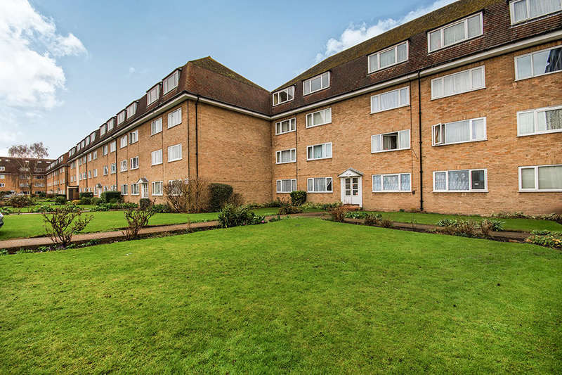 2 Bedrooms Flat for sale in Linden Grove, New Malden, KT3