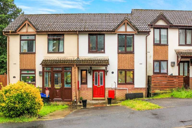 3 Bedrooms Terraced House for sale in Rowans Lane, Bryncethin