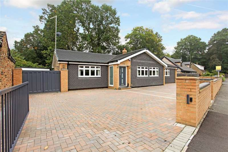 4 Bedrooms Detached Bungalow for sale in Highclere, Sunninghill, Berkshire, SL5