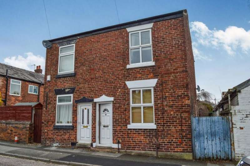 2 Bedrooms Semi Detached House for sale in Marsland Street, Hazel Grove, Stockport, SK7