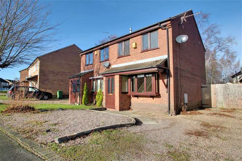 2 Bedrooms Semi Detached House for sale in Kelstern Road, Lincoln
