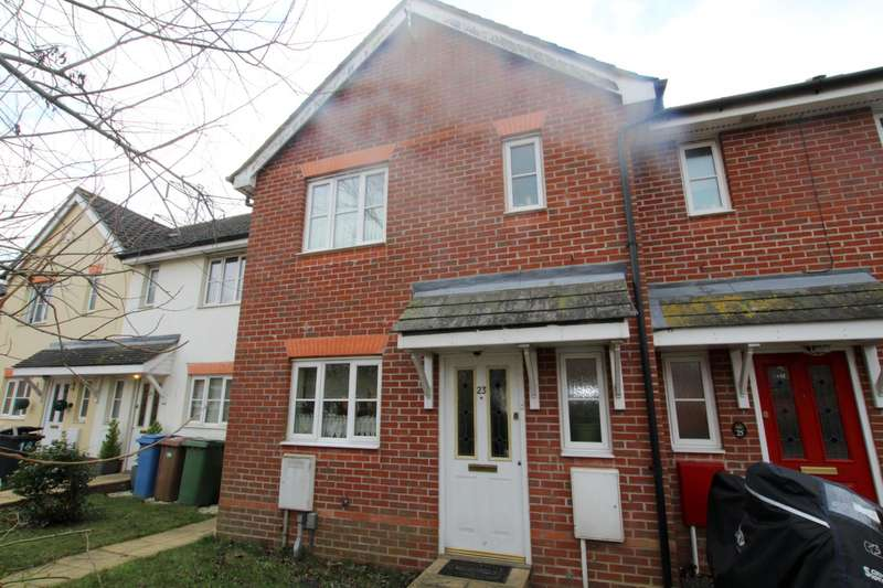 3 Bedrooms End Of Terrace House for rent in Forester Close, Pinewood, Ipswich