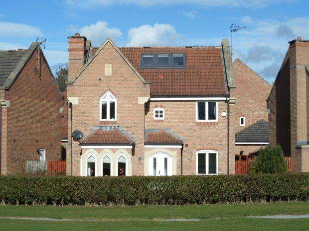 5 Bedrooms Detached House for sale in MEADOW HILL, SEDGEFIELD, SEDGEFIELD DISTRICT