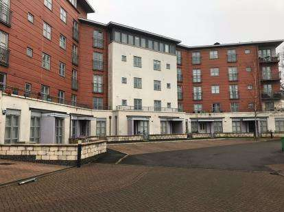 1 Bedroom Flat for sale in Lister House, Ockbrook Drive, Nottingham, Nottinghamshire