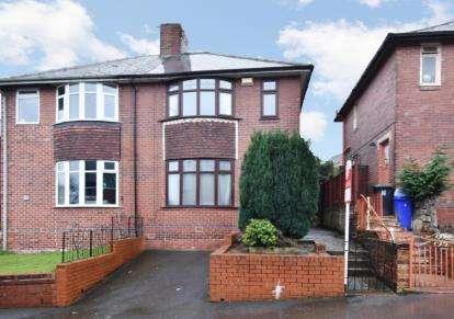 3 Bedrooms Semi Detached House for sale in Malin Road, Malin Bridge, Sheffield