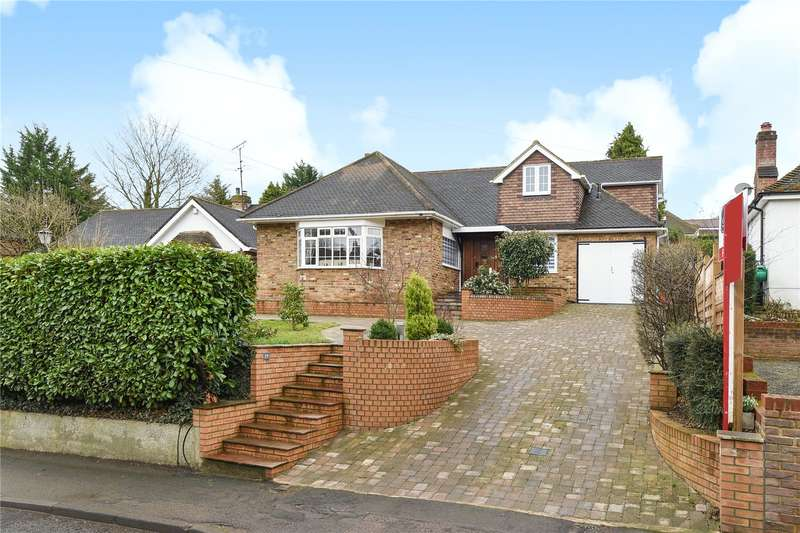 5 Bedrooms Detached Bungalow for sale in Deanway, Chalfont St. Giles, Buckinghamshire, HP8