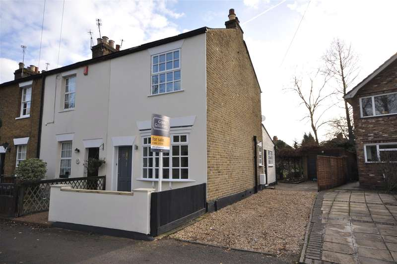 2 Bedrooms End Of Terrace House for sale in Culvert Lane, Uxbridge, Middlesex, UB8