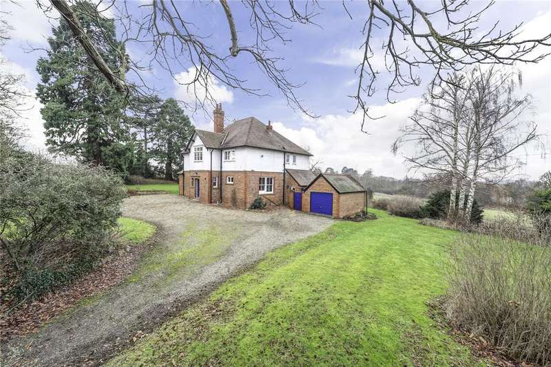 5 Bedrooms Detached House for sale in Harley Road, Cressage, Shrewsbury, Shropshire