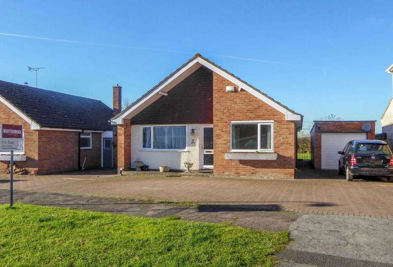 4 Bedrooms Detached House for sale in Chiltern Crescent, Wallingford