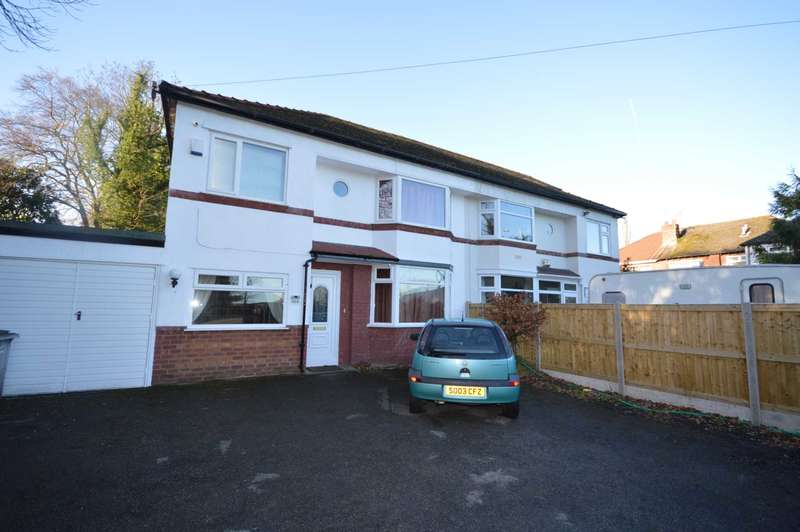4 Bedrooms Semi Detached House for sale in New Chester Road, Bromborough