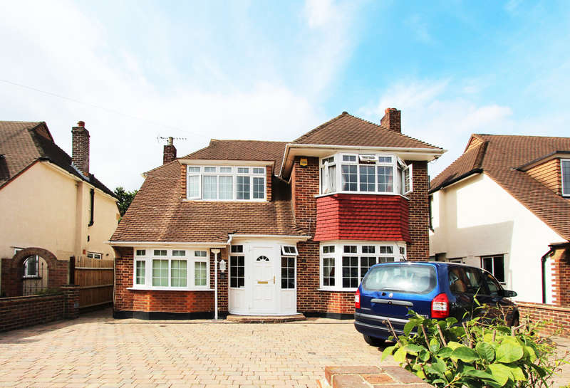 5 Bedrooms Detached House for rent in Wendover Drive, New Malden