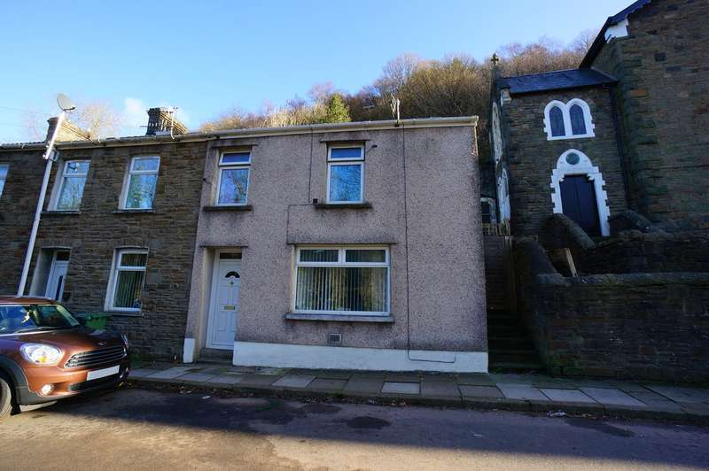 3 Bedrooms End Of Terrace House for sale in Commercial Road, Abercarn, Newport, NP11