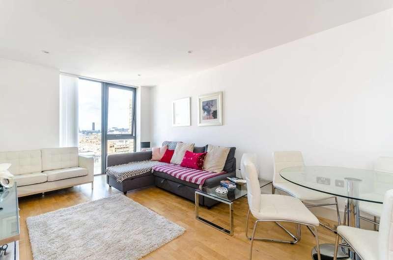 1 Bedroom Flat for sale in Antonine Heights, Bermondsey, SE1