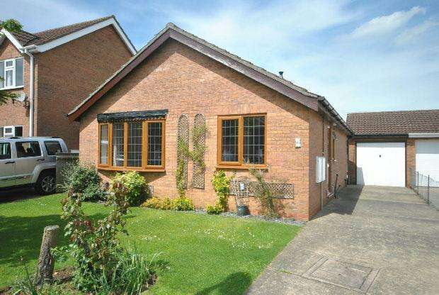 2 Bedrooms Detached Bungalow for sale in Cardinal Court, Waltham, Grimsby