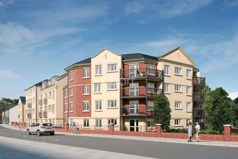 1 Bedroom Flat for sale in Atkins Lodge, High Street