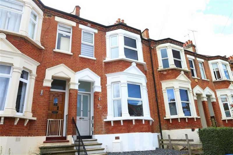 5 Bedrooms Terraced House for sale in Tuam Road, Plumstead, London, SE18