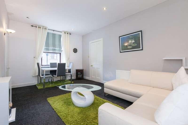 1 Bedroom Flat for sale in Tweedholm avenue, Peebleshire, Scottish Borders, EH43