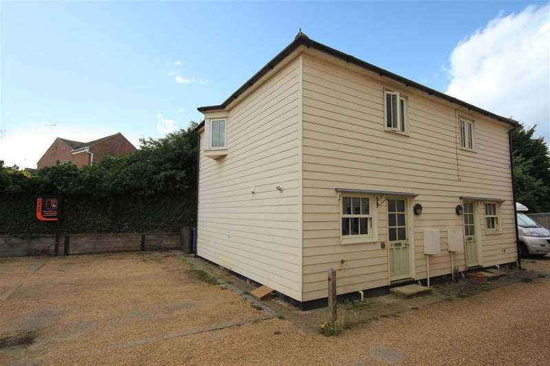 2 Bedrooms Semi Detached House for sale in Former Horsehair Factory, Glemsford
