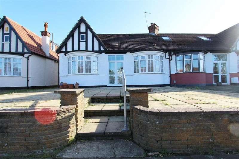 2 Bedrooms Semi Detached Bungalow for sale in Crossway, Bush Hill Park, Enfield