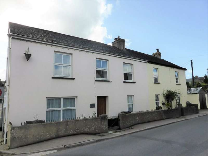 4 Bedrooms Semi Detached House for sale in Beaford, Winkleigh