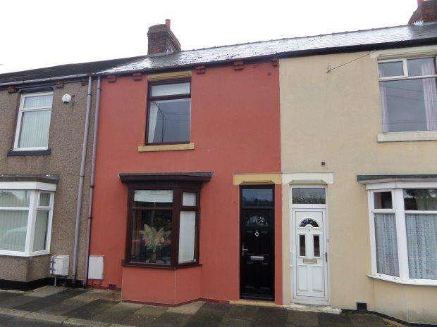 2 Bedrooms Terraced House for sale in CO-OPERATIVE TERRACE, TRIMDON GRANGE, SEDGEFIELD DISTRICT
