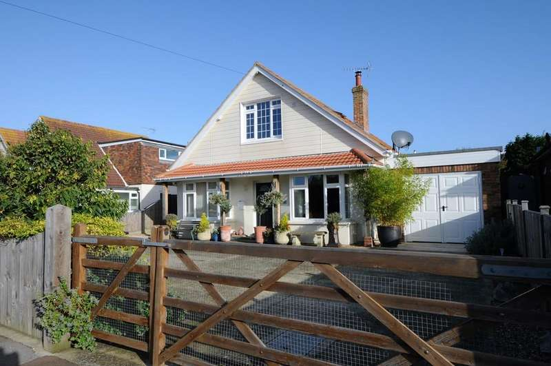4 Bedrooms Detached House for sale in Parkfield Avenue, Bognor Regis
