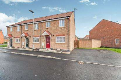 3 Bedrooms Semi Detached House for sale in Kilbride Way, Peterborough, Cambridgeshire, .