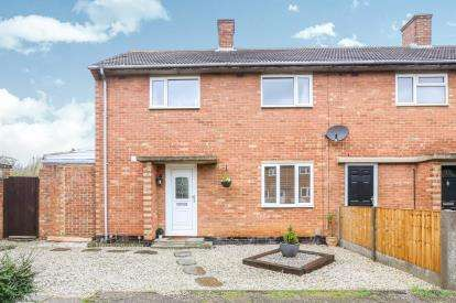 3 Bedrooms End Of Terrace House for sale in Northfields, Letchworth Garden City, Hertfordshire, England