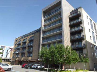 2 Bedrooms Flat for sale in Caldey Island House, Ferry Court, Cardiff, Caerdydd