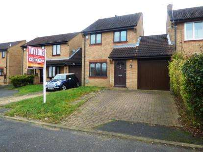 3 Bedrooms Detached House for sale in Culmstock Close, Emerson Valley, Milton Keynes, Buckinghamshire
