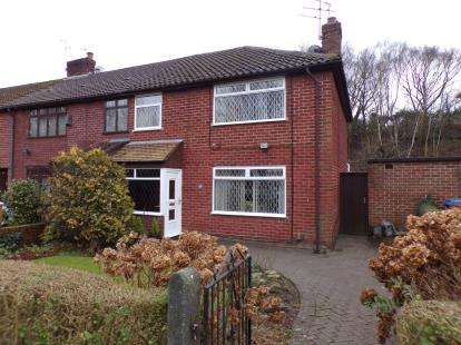 3 Bedrooms Mews House for sale in Lower Close, Halewood, Liverpool, Merseyside, L26